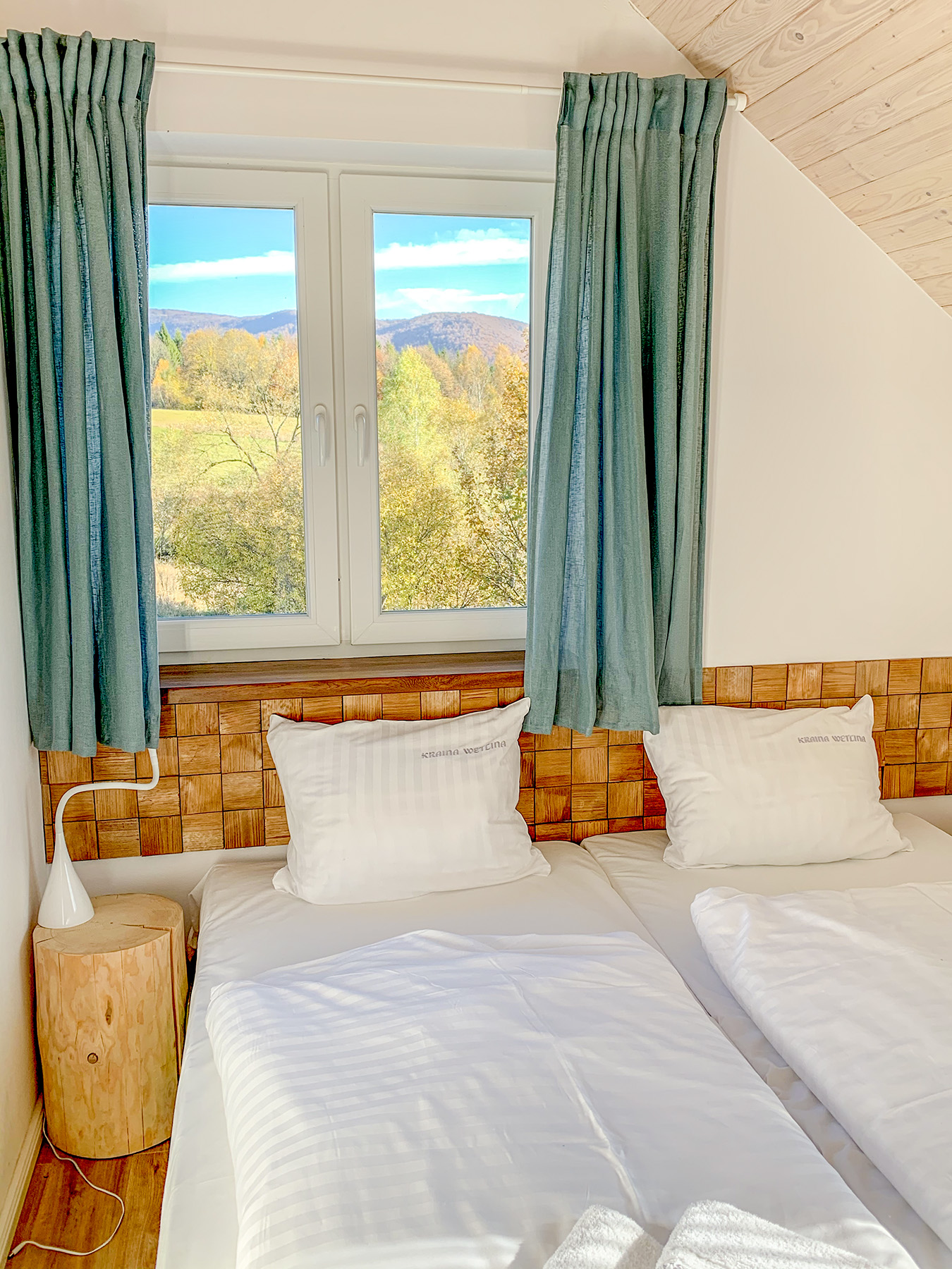 Kraina Wetlina - domki i apartamenty w Bieszczadach